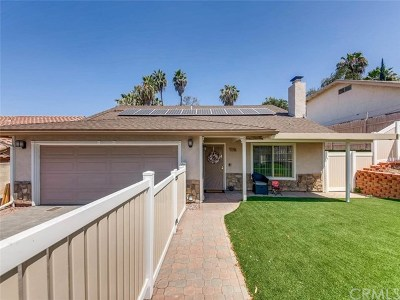 Vista Single Family Home For Sale: 595 Copper Drive