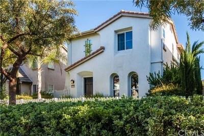 Murrieta Single Family Home For Sale: 27737 Bluebell Court