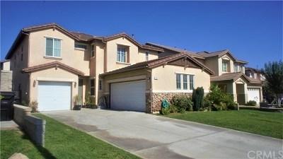 Fontana Single Family Home For Sale: 7191 Helena Place