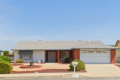 Menifee Single Family Home For Sale: 26576 Mehaffey Street