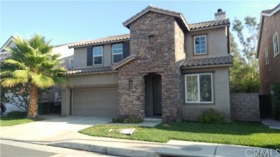 Murrieta Single Family Home For Sale: 28416 Ware Street