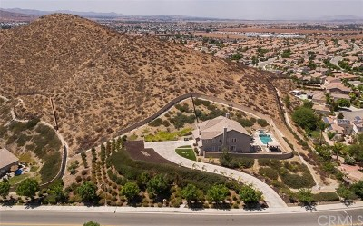 Menifee Single Family Home For Sale: 28781 Tally Road