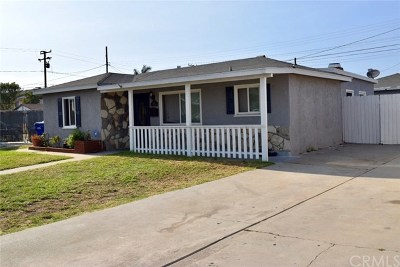 Torrance Single Family Home For Sale: 1067 W 229th Street