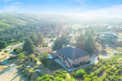 Banning Single Family Home For Sale: 47668 Twin Pines Road