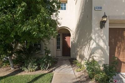 Temecula Single Family Home For Sale: 43998 Viewridge Court