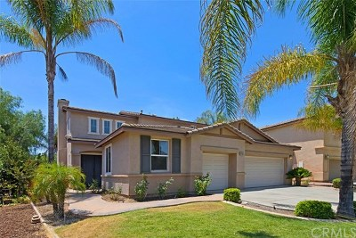 Temecula Single Family Home For Sale: 32563 Lama Court