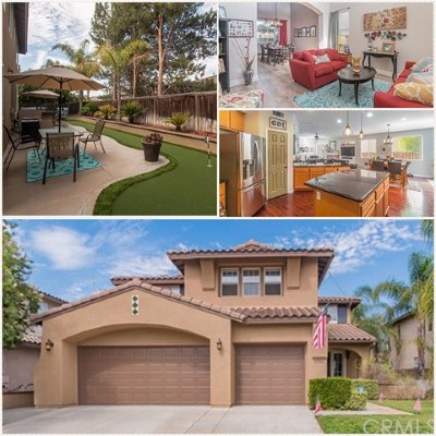Riverside, Temecula Single Family Home For Sale: 43366 Chico Court