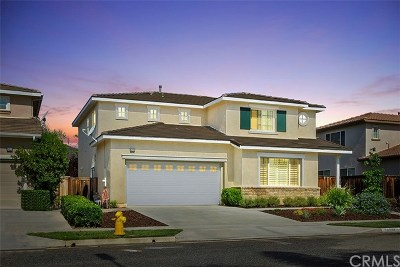 Murrieta CA Single Family Home For Sale: $449,000