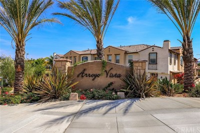 Murrieta Condo/Townhouse For Sale: 40334 Calle Real