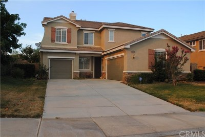 Murrieta Single Family Home For Sale: 30354 De Caron Street