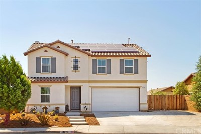 Murrieta CA Single Family Home For Sale: $459,000
