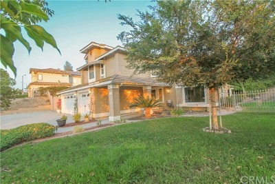 Riverside, Temecula Single Family Home For Sale: 932 Clearwood Avenue