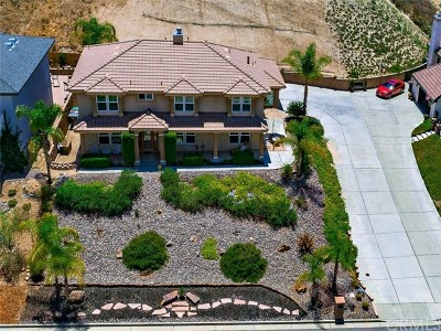 Hemet Single Family Home For Sale: 26707 Garrett Ryan Court