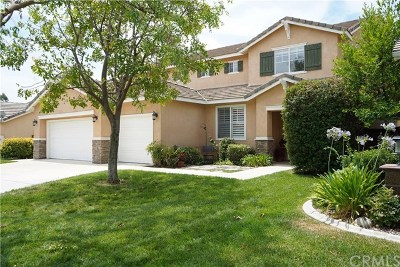Temecula, Murrieta Single Family Home For Sale: 43061 Noble Court
