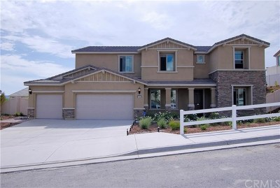 Murrieta CA Single Family Home For Sale: $739,950
