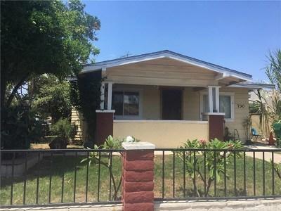 Santa Ana Single Family Home For Sale: 730 S Ross Street
