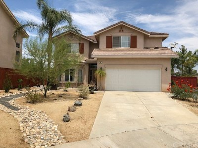 Lake Elsinore Single Family Home For Sale: 18 Ponte Sonata