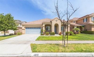 Hemet Single Family Home For Sale: 4810 Cove Street