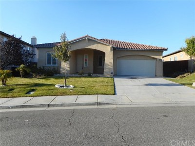 Temecula Single Family Home For Sale: 34096 Galleron Street