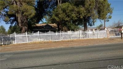 San Jacinto Single Family Home For Sale: 1340 S Kirby Street