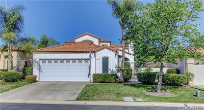 Murrieta Single Family Home For Sale: 40093 Corte Lorca