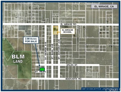 El Mirage Residential Lots & Land For Sale: St. George Avenue