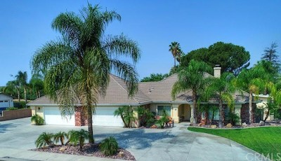 Hemet Single Family Home For Sale: 26287 Legacy Court