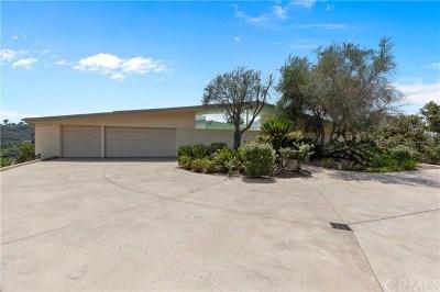 Fallbrook Single Family Home For Sale: 4089 Helena Street