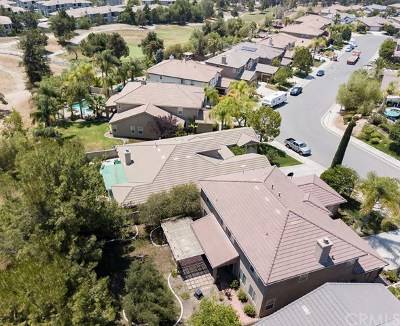 Murrieta Single Family Home For Sale: 38674 Royal Troon Drive