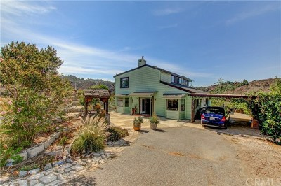 Fallbrook Single Family Home For Sale: 1692 Rice Canyon Road