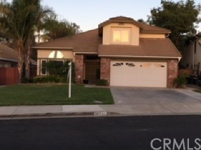 Temecula Single Family Home For Sale: 29743 Calle Palmas