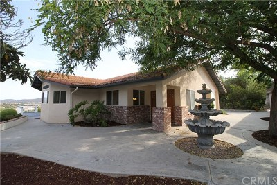 Temecula Single Family Home For Sale: 30600 De Portola Road