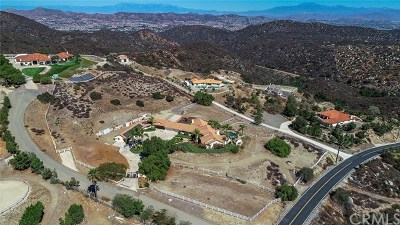 Murrieta Single Family Home For Sale: 39195 Corte De Ollas
