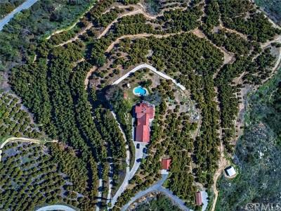 Fallbrook Single Family Home For Sale: 3450 Sandia Creek W