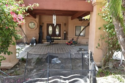 Fallbrook Single Family Home For Sale: 3591 Los Hermanos Road