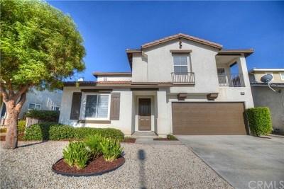 Murrieta Single Family Home For Sale: 38202 Hazelwood Street