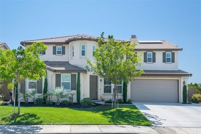Menifee Single Family Home For Sale: 31543 Brentworth Street