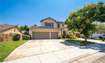 Menifee Single Family Home For Sale: 31252 Casera Court
