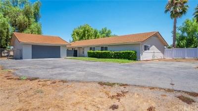 Riverside Single Family Home For Sale: 18290 Gentian Avenue