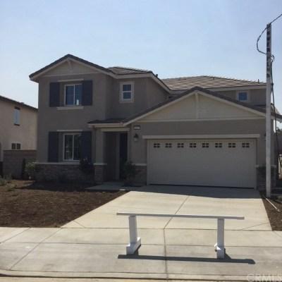 Jurupa Single Family Home For Sale: 6827 Cache Creek Way