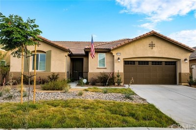 Menifee Single Family Home For Sale: 29611 Edgemere Way