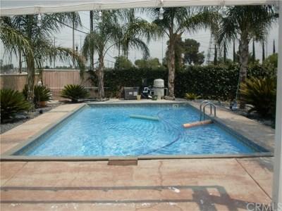 Rancho Cucamonga Single Family Home For Sale: 13042 Vine Street