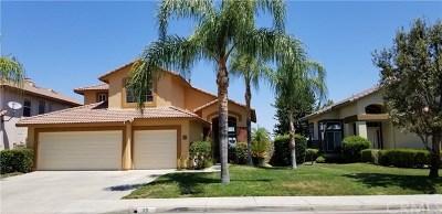 Lake Elsinore Single Family Home For Sale: 35 Bella Donaci