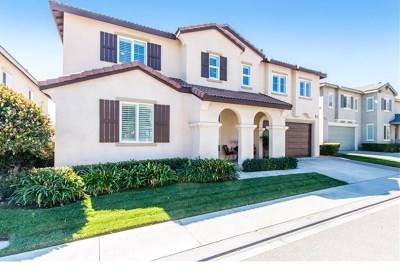 Murrieta Single Family Home For Sale: 27365 Bottle Brush Way