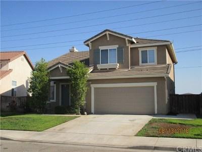 Menifee Single Family Home For Sale: 29617 Camino Cristal