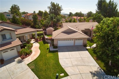 Temecula Single Family Home For Sale: 32249 Cour Meyney