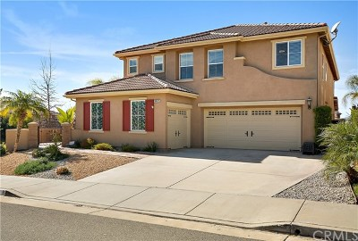 Murrieta Single Family Home For Sale: 38529 Royal Troon Drive