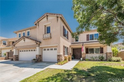 Murrieta Single Family Home For Sale: 30567 Mill Valley Court