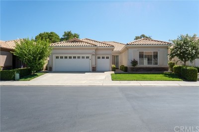 Banning Single Family Home For Sale: 1706 Masters Drive