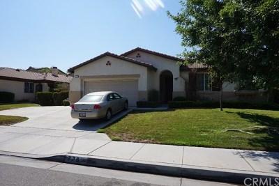 San Jacinto Single Family Home For Sale: 776 Park Avenue